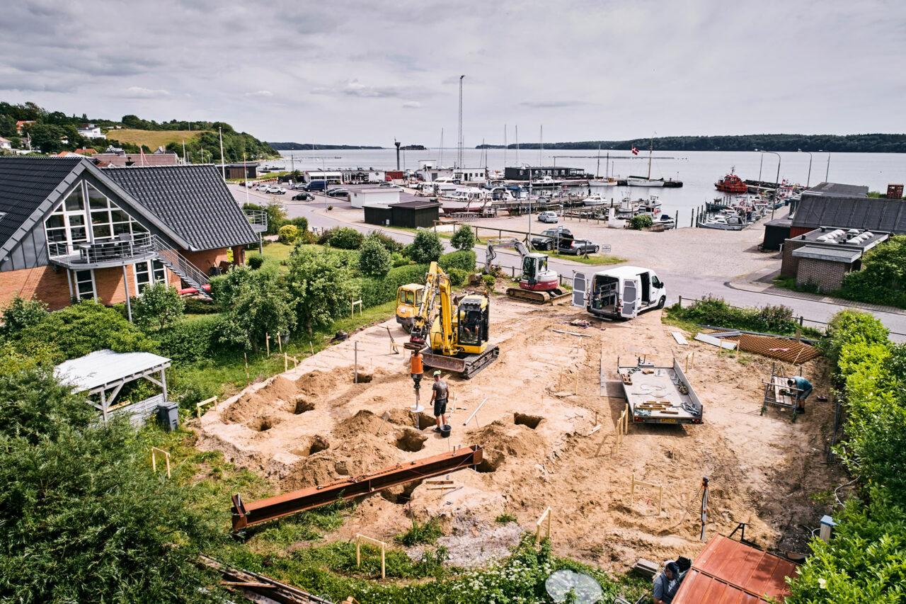 13_Fundering_Fjordvejen_Skaerbaek_GeoPile_CHO